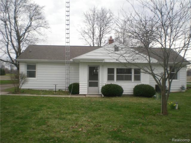 1460 Moore Rd, Adrian, MI 49221 (MLS #R219034143) :: Berkshire Hathaway HomeServices Snyder & Company, Realtors®