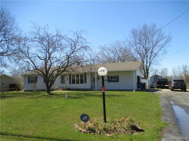 3350 Seymour Rd, Swartz Creek, MI 48473 (MLS #R219034306) :: Berkshire Hathaway HomeServices Snyder & Company, Realtors®