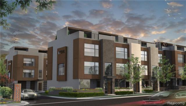 105 N Center Cv, Northville, MI 48167 (MLS #R219034469) :: Berkshire Hathaway HomeServices Snyder & Company, Realtors®