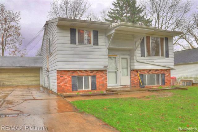 335 S Grace St, Lansing, MI 48917 (MLS #R219034850) :: Berkshire Hathaway HomeServices Snyder & Company, Realtors®