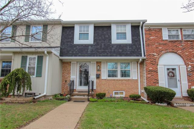 19769 Hayes Crt, Northville, MI 48167 (MLS #R219035247) :: Berkshire Hathaway HomeServices Snyder & Company, Realtors®