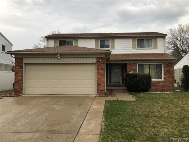 27076 Sutherland St, Southfield, MI 48076 (MLS #R219035257) :: Berkshire Hathaway HomeServices Snyder & Company, Realtors®