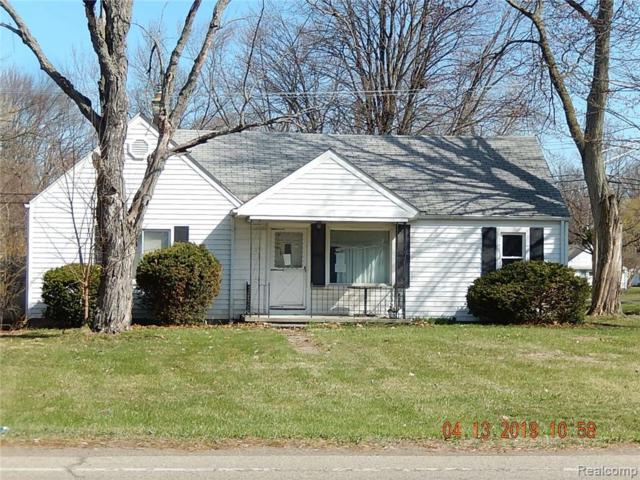 24514 Wick Rd, Taylor, MI 48180 (MLS #R219035334) :: The Toth Team