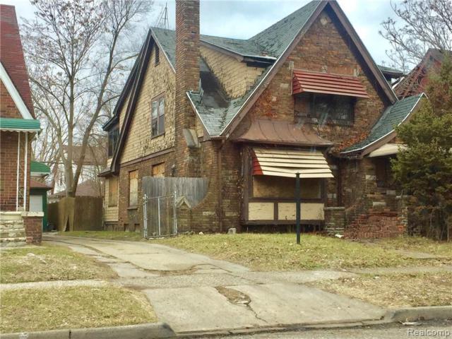 16891 Griggs St, Detroit, MI 48221 (MLS #R219035488) :: Tyler Stipe Team   RE/MAX Platinum