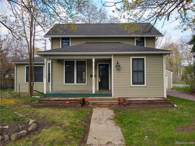 327 N Liberty St, Belleville, MI 48111 (MLS #R219035664) :: Berkshire Hathaway HomeServices Snyder & Company, Realtors®