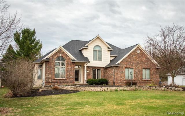 2258 Lost Creek Dr, Flushing, MI 48433 (MLS #R219035905) :: Berkshire Hathaway HomeServices Snyder & Company, Realtors®
