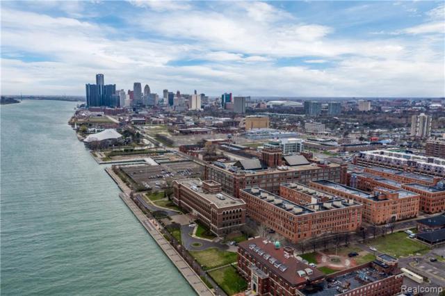 200 River Place Dr, Detroit, MI 48207 (MLS #R219035984) :: Berkshire Hathaway HomeServices Snyder & Company, Realtors®