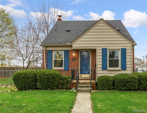 2052 Mayburn St, Dearborn, MI 48128 (MLS #R219036180) :: Berkshire Hathaway HomeServices Snyder & Company, Realtors®