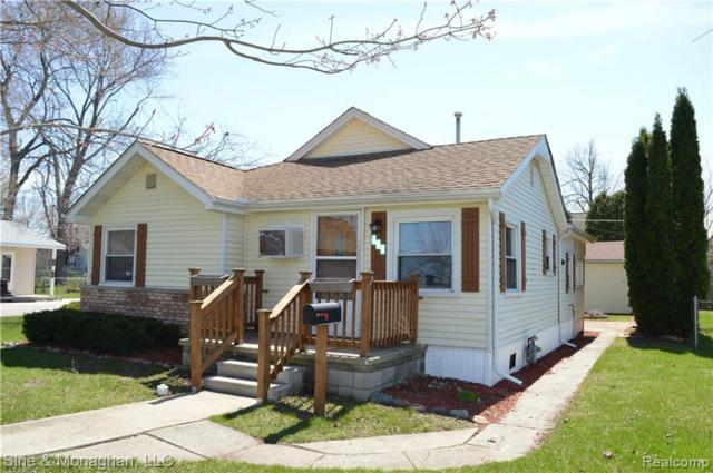407 Bell Ave, Marine City, MI 48039 (MLS #R219036181) :: Berkshire Hathaway HomeServices Snyder & Company, Realtors®
