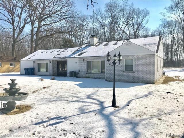 341 Payeur Rd, Ann Arbor, MI 48108 (MLS #R219036189) :: Berkshire Hathaway HomeServices Snyder & Company, Realtors®