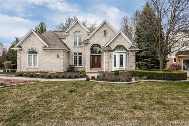 16878 Abby Cir, Northville, MI 48168 (MLS #R219036222) :: Berkshire Hathaway HomeServices Snyder & Company, Realtors®