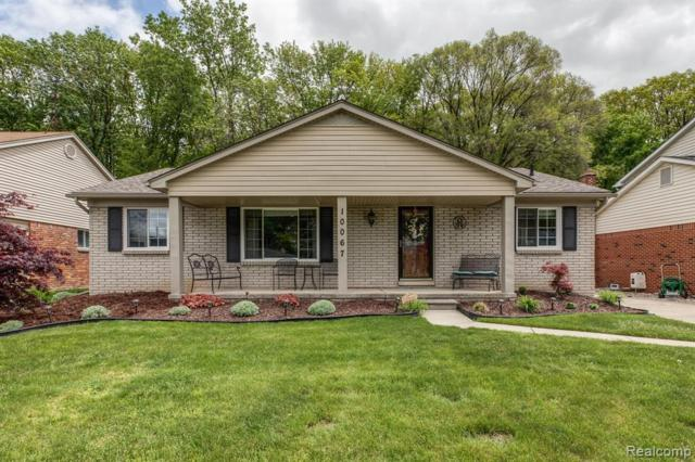 10067 Continental Dr, Taylor, MI 48180 (MLS #R219036466) :: Keller Williams Ann Arbor