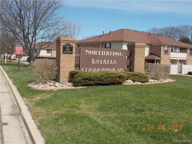 19695 Northridge Dr, Northville, MI 48167 (MLS #R219037308) :: The Toth Team