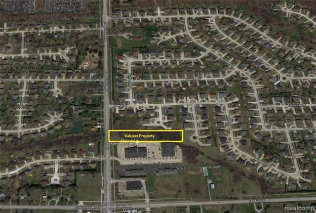 43224 Dequindre Rd, Sterling Heights, MI 48314 (MLS #R219037314) :: The Toth Team