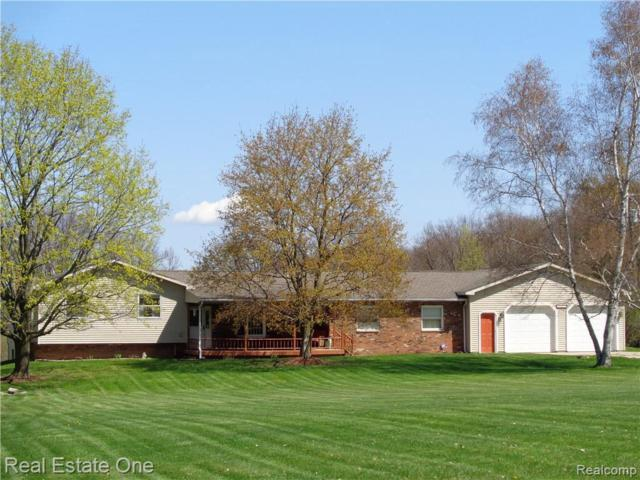 3830 Cramton Rd, Metamora, MI 48455 (MLS #R219040580) :: Keller Williams Ann Arbor