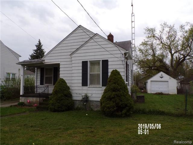 1115 Ingleside Ave, Flint, MI 48507 (MLS #R219041671) :: The Toth Team