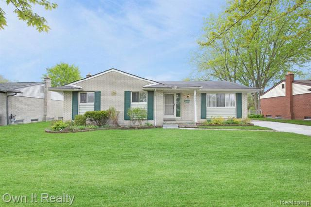 30231 Cherry Ave, Romulus, MI 48174 (MLS #R219042833) :: The Toth Team