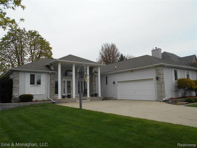 988 Highland Dr, Glr Out Of Area, MI 48079 (MLS #R219043913) :: The Toth Team