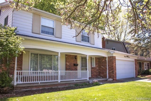 1326 King George Blvd, Ann Arbor, MI 48108 (MLS #R219044389) :: The Toth Team