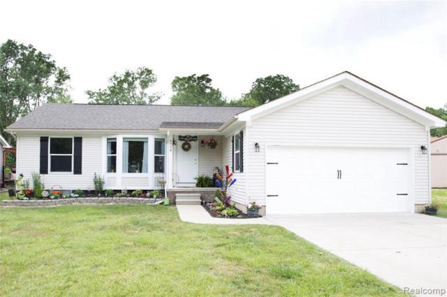 6930 Ball Rd, Romulus, MI 48174 (MLS #R219045331) :: The Toth Team
