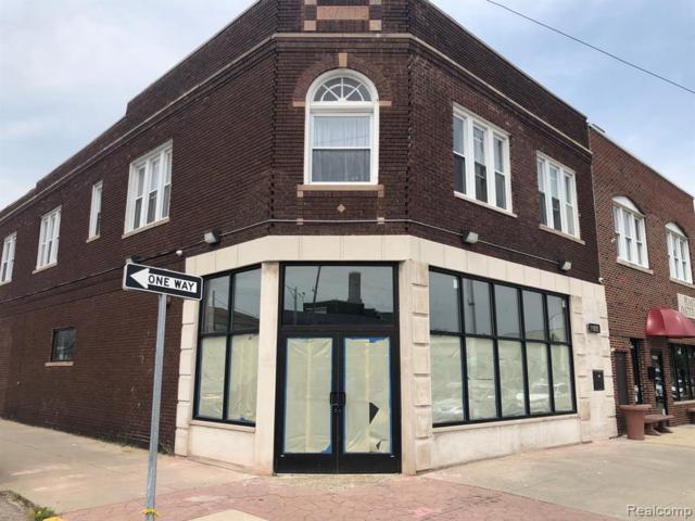 11625 Joseph Campau St, Hamtramck, MI 48212 (MLS #R219045517) :: Keller Williams Ann Arbor
