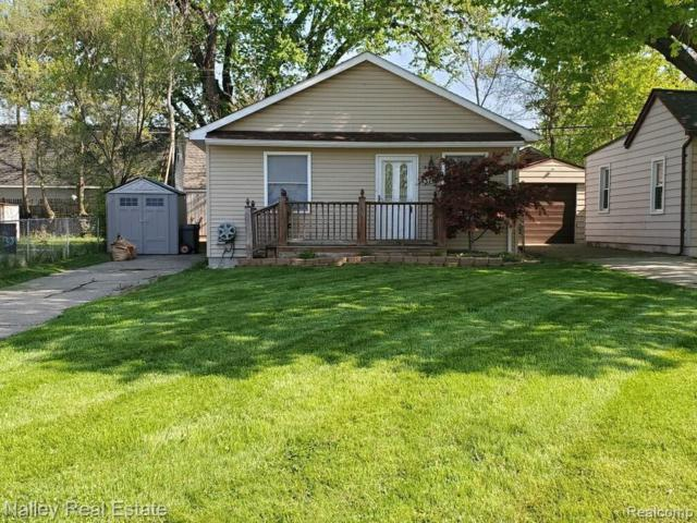 376 W Kalama Ave, Madison Heights, MI 48071 (MLS #R219045523) :: The Toth Team
