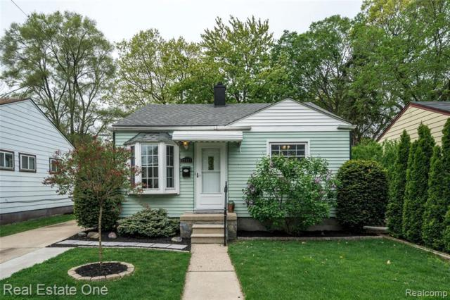 27425 Osmun St, Madison Heights, MI 48071 (MLS #R219045723) :: The Toth Team