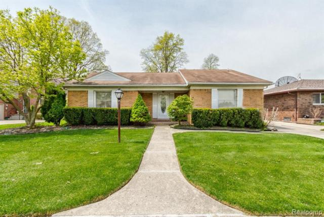223 Rosemary St, Dearborn Heights, MI 48127 (MLS #R219045793) :: The Toth Team