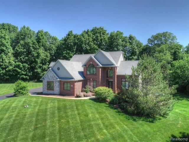 2005 Ricks Crt, Brighton, MI 48114 (MLS #R219046088) :: The Toth Team