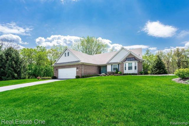 10732 Eagle Ravine Dr, Brighton, MI 48114 (MLS #R219046211) :: The Toth Team