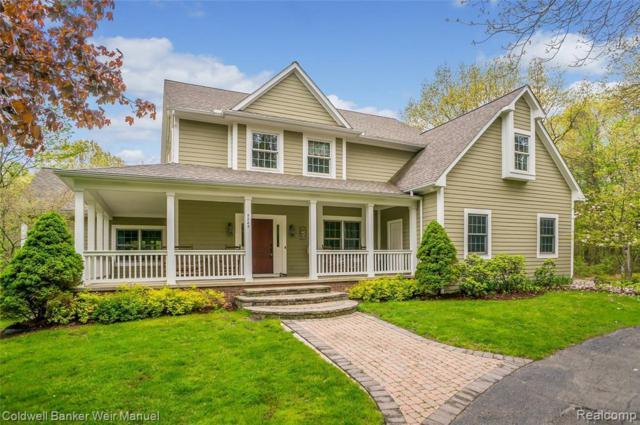 5245 Iroquois Crt, Clarkston, MI 48348 (MLS #R219046596) :: Berkshire Hathaway HomeServices Snyder & Company, Realtors®
