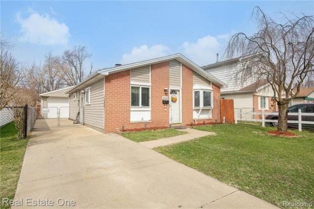 6154 John Daly St, Taylor, MI 48180 (MLS #R219047266) :: Keller Williams Ann Arbor