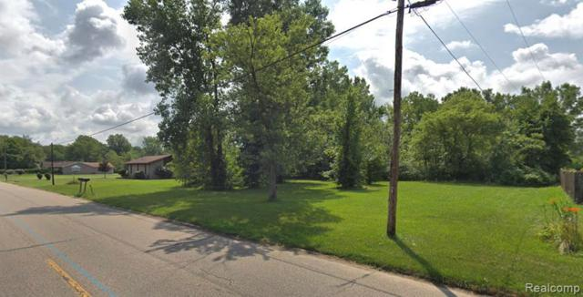 0 Beverly Rd, Romulus, MI 48174 (MLS #R219047357) :: Keller Williams Ann Arbor