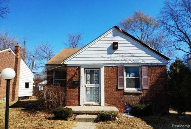 18294 Gilchrist, Detroit, MI 48235 (MLS #R219047373) :: Keller Williams Ann Arbor