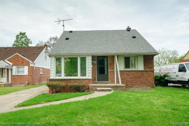 1633 Fairbairn St, Inkster, MI 48141 (MLS #R219047397) :: The Toth Team