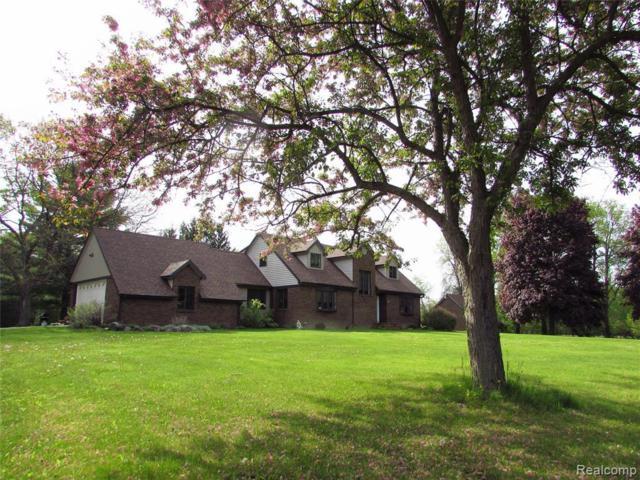 12491 Pecos Ln, Holly, MI 48442 (MLS #R219047486) :: Berkshire Hathaway HomeServices Snyder & Company, Realtors®