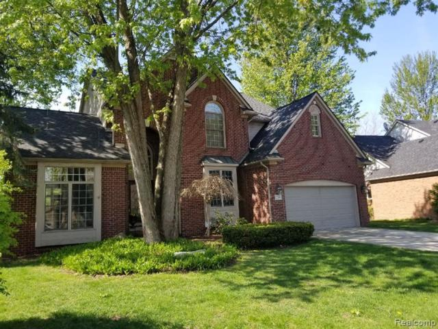 766 Island Crt, Troy, MI 48083 (MLS #R219047596) :: The Toth Team