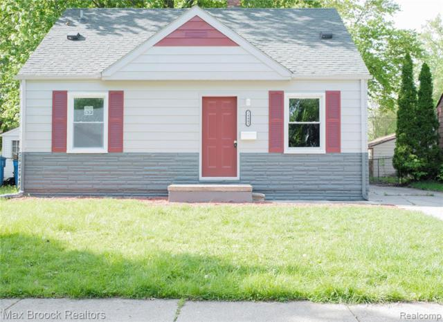 24443 Stanford St, Dearborn Heights, MI 48125 (MLS #R219047698) :: The Toth Team