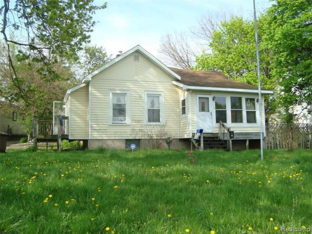 173 State St, Pontiac, MI 48341 (MLS #R219047968) :: The Toth Team