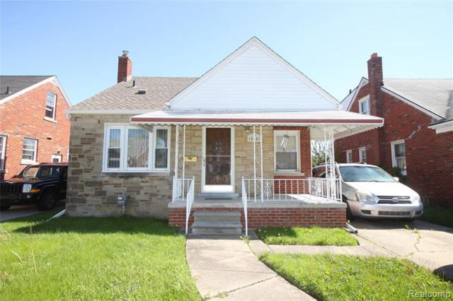 15648 Collinson Ave, Eastpointe, MI 48021 (MLS #R219048476) :: The Toth Team