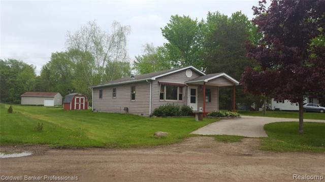 167 S Lake Dr S, Columbiaville, MI 48421 (MLS #R219048734) :: The Toth Team