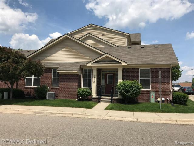 1374 Hillcrest Dr, Waterford, MI 48327 (MLS #R219048750) :: Berkshire Hathaway HomeServices Snyder & Company, Realtors®