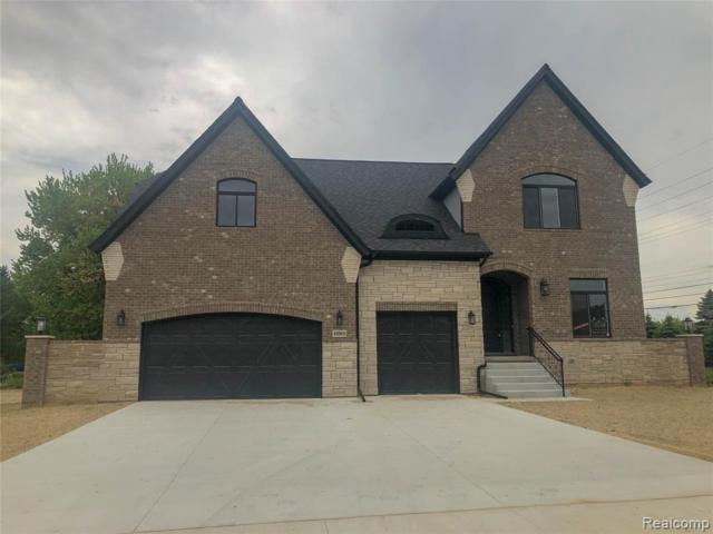 48965 Pinebrook Dr, Shelby, MI 48315 (MLS #R219049045) :: The Toth Team