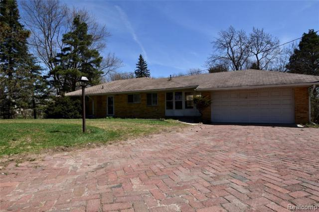 8089 N Holly Rd, Grand Blanc, MI 48439 (MLS #R219049160) :: Berkshire Hathaway HomeServices Snyder & Company, Realtors®