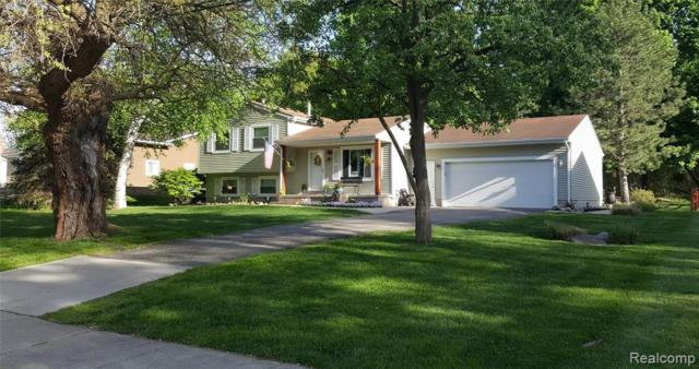 816 Tickner St, Linden, MI 48451 (MLS #R219049325) :: Berkshire Hathaway HomeServices Snyder & Company, Realtors®