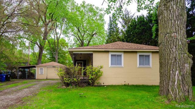 11680 San Jose, Redford, MI 48239 (MLS #R219049387) :: Berkshire Hathaway HomeServices Snyder & Company, Realtors®