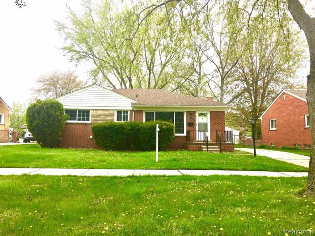 16005 Harrison St St, Livonia, MI 48154 (MLS #R219049413) :: The Toth Team