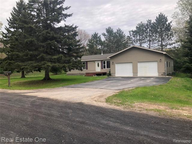 4030 Cottontail Trl S, Lincoln, MI 48742 (MLS #R219049424) :: Berkshire Hathaway HomeServices Snyder & Company, Realtors®