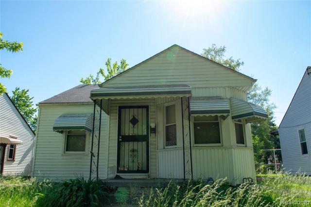 19336 Dresden St, Detroit, MI 48205 (MLS #R219049435) :: Berkshire Hathaway HomeServices Snyder & Company, Realtors®