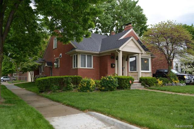 22940 Murray St, Dearborn, MI 48128 (MLS #R219049462) :: Keller Williams Ann Arbor